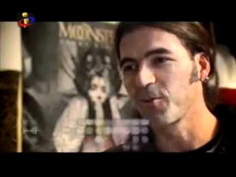 Moonspell @ Vamos à Bola (TVI Liga 2010/11)