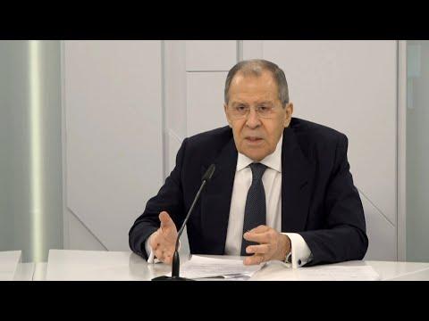 Россия не будет устраивать истерику из-за выхода США из Договора по открытому небу – Лавров