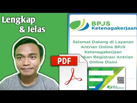 Video kali ini merupakan Info serta Tips saat akan melakukan klaim pencairan BPJS Ketenagakerjaan vi.