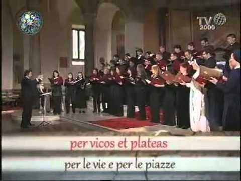 Coro del Pontificio Istituto di Musica Sacra – direttore: Walter Marzilli; R. Cilia, Surgam
