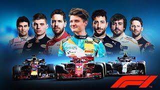 LIVE Formel 1 gegen PietSmiet & Co   Grand Prix Online 2 - GPO2   Dner