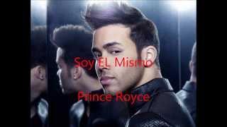 Prince Royce- Soy El Mismo (karaoke)( Testo)( audio)2014