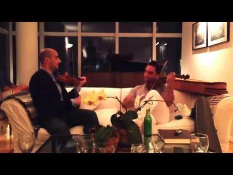 Artur Kaganovskiy & Igor Pikayzen | violins | A Little Night Czardas @ Lincoln Center