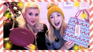 Christmas Gift Giving with Zoella!