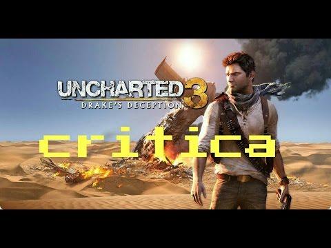 uncharted 3 la traicion de drake critica