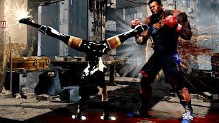Killer Instinct (Xbox One) - Black Orchid is super HOT!