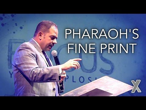 """Pharaoh's Fine Print"" - Cortt Chavis"