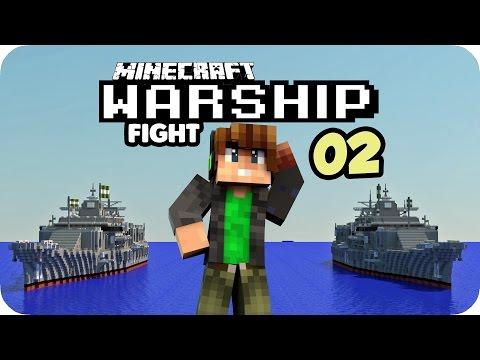 WIR ROASTEN WIEDER 🛳🏹 | Minecraft WARSHIP FIGHT 2 [DE]