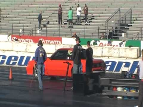 Mike Eames at the Showdown at Etown Qualifier #2
