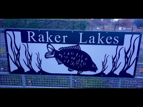 ***Winter Carp Fishing--north Yorkshire KingFisher Lake...