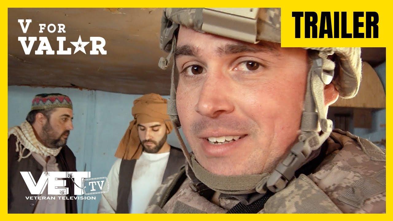 Gung Ho Rambo | V for Valor Starring Donut Operator