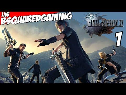 Final Fantasy XV Gameplay ITA - Prima ora di gioco FFXV