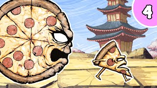 Pizza Vs Skeletons Episode 4: Brothers Brothers Brothers....