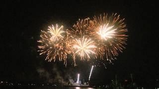 Фестиваль фейерверков в Костроме (команда Костромы)
