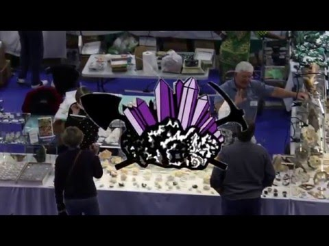 Maine Mineralogical and Geological Society 2016 Gem and Mineral Show