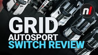GRID Autosport Nintendo Switch Review - Is It Worth It?