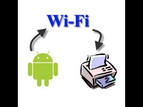 Как подключить планшет к принтеру через wifi