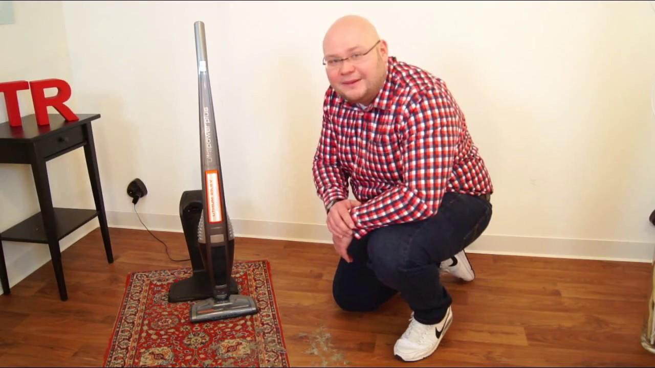 aeg ultrapowerplus akkusauger mit 25 2v im test review youtube. Black Bedroom Furniture Sets. Home Design Ideas