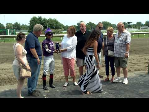 video thumbnail for MONMOUTH PARK 8-18-19 RACE 2