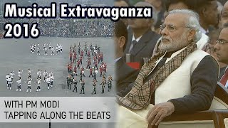 Beating Retreat 2016 - LIVE