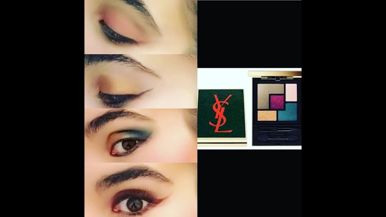 Couture palette scandal collection ysl ecco le mie 4 proposte couture palette scandal collection ysl ecco le mie 4 proposte ccuart Gallery