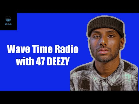 Wave Time Radio| 47 Deezy  Speaks on the Rap culture in Durban