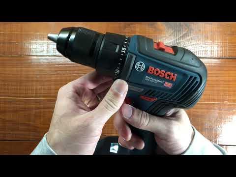 UNBOXING Taladro Inalámbrico Bosch GSR 18V-50 y prueba