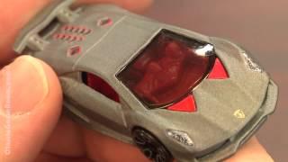 CGR Garage - LAMBORGHINI SESTO ELEMENTO Hot Wheels Review