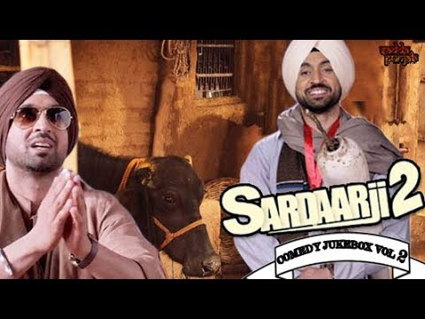 Sardaar Ji 2 Comedy Jukebox Vol 2 | Comedy Scenes | Diljit Dosanjh