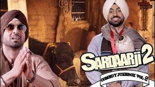 Sardaar Ji 2 Comedy Jukebox Vol 2 | Comedy Scenes | Diljit Dosanjh