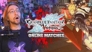 I FORGOT HOW MY SUPER WORKS: Percival - Granblue Fantasy Versus - Online Matches