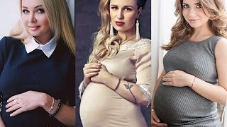 12 звёзд, которые станут мамами в 2017 году!