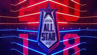 (REBROADCAST) 2018 All-Star Event: Day 1