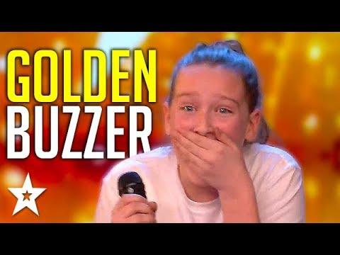 Original Song Audition Gets GOLDEN BUZZER On Britain's Got Talent 2019 | Got Talent Global