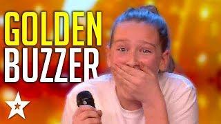 Original Song Audition Gets GOLDEN BUZZER On Britain\'s Got Talent 2019 | Got Talent Global