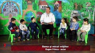 5 minute de poveste - Ozma și micul vrăjitor 26.01.2018.