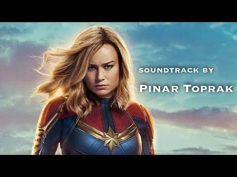 I'm All Fired Up - Captain Marvel Soundtrack - Pinar Toprak
