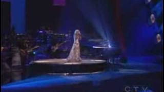 Christina Aguilera . Impossible/Beautiful Live!