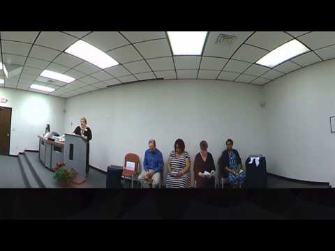 Florence Darlington Technical College Boost CNA Pinning Ceremony 360