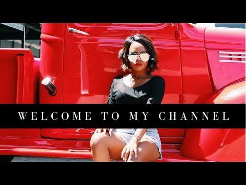 WELCOME TO MY CHANNEL | KATLEGO MAKHOBA