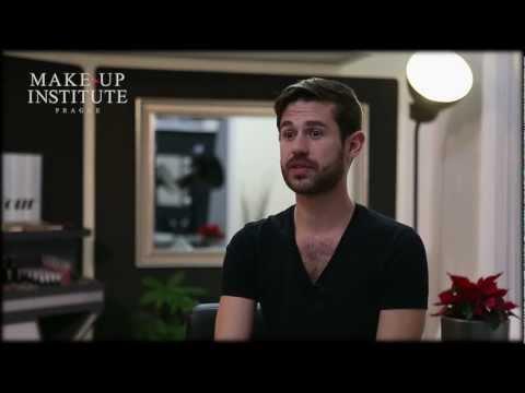 MAKE-UP INSTITUTE Prague - Interview FILIP NOVÁK