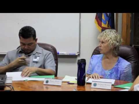 Guam EPA Board of Directors February meeting