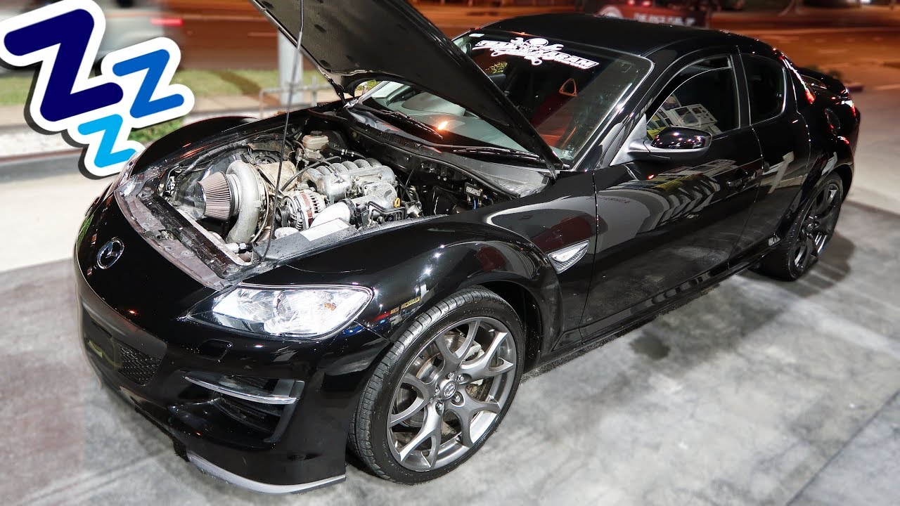 Sleeper Turbo Rx8