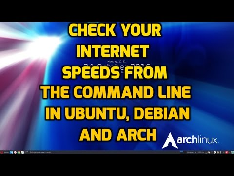 Check Your Internet Ds Easily In Linux From The Command Line