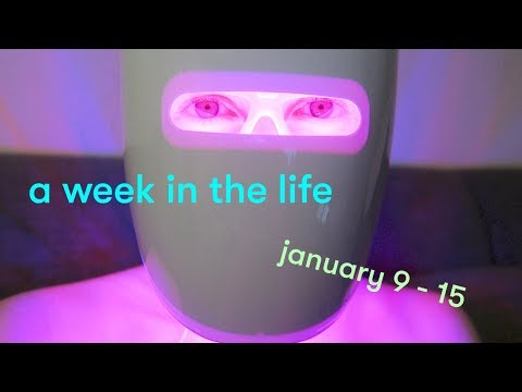 A WEEK IN THE LIFE // JAN 9 - JAN 15: PART 1 | chelsea wears
