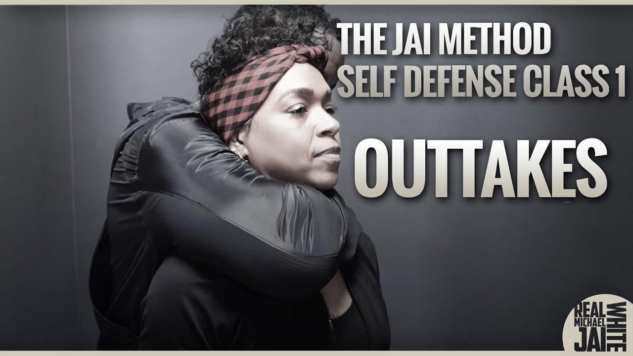 """The Jai Method, Self Defense with Michael Jai White & Gillian White - Outtakes """"Gillians Revenge"""""""