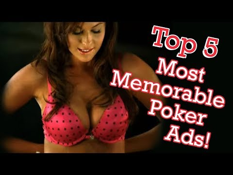 Top 5 most memorable poker ads