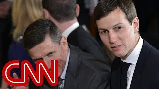 Jared Kushner directed Michael Flynn to contact Russian ambassador