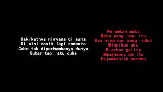 Malique Pejamkan Mata feat Dayang Nurfaizah Karaoke Version YouTube