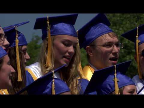 2017 Kearsarge Regional High School Graduation